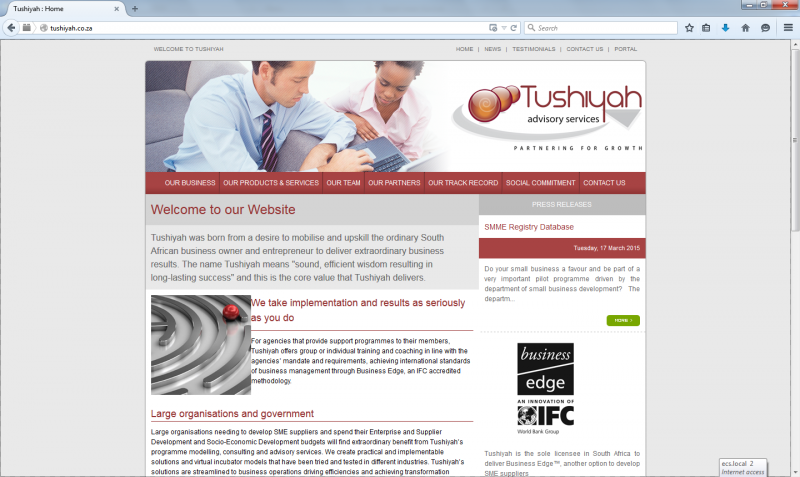New Certificate Template for Tushiyah